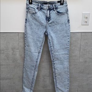 Fierce and feisty mid rise jean